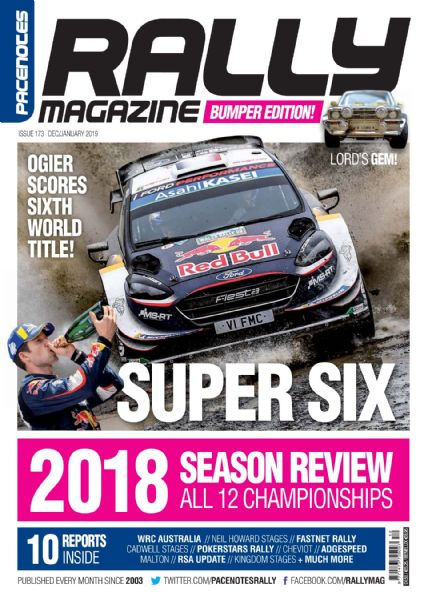 Issue 173 - Dec/January 2018